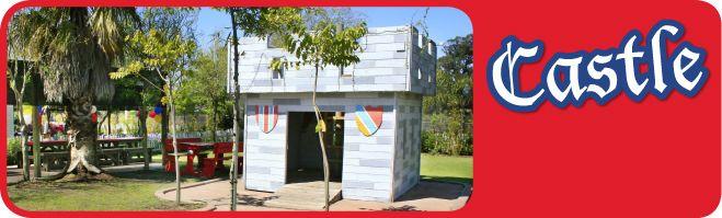 Bugz Playpark Indoor Venu: Bugz   Kiddies Parties   Venues   Castle