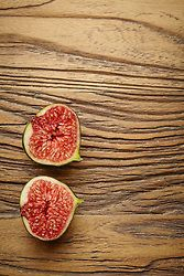 Black Fig. One of the most delicious fruits.