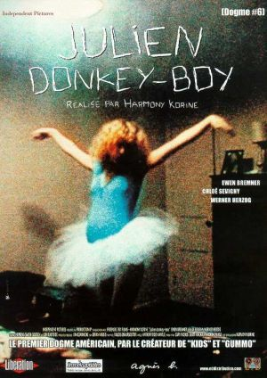 One of the best movies ever by Harmony Korine, Julien Donkey-Boy (1999)
