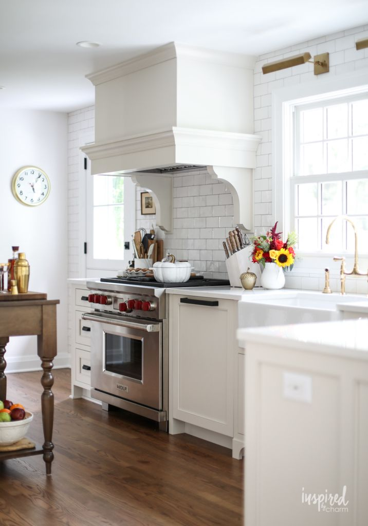 Simple Fall Decorating Ideas For The Kitchen Fall Decor