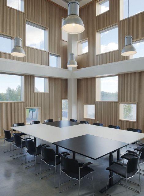umea school architecture
