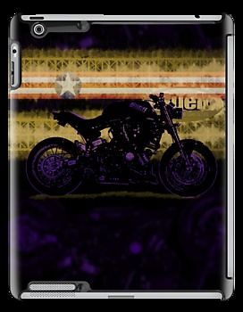 modified buell 1200 - custom iphone / ipad / ipod skins for your i-device. Unique bespoke designs by dennis william gaylor .:: watersoluble ::.