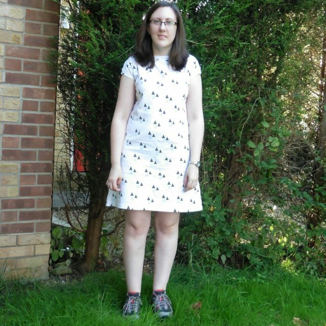 Walkley Number Two also needed tweaks and has also become a wardrobe staple. Such a good dress pattern!