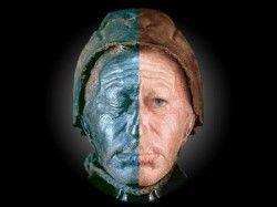 ( - p.mc.n.) Tollund Man Reconstruction