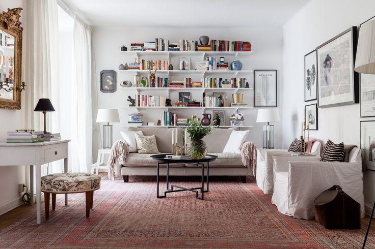 Östermalmsvåning med personlighet & charm | Emelie Ekman - 34 kvadrat
