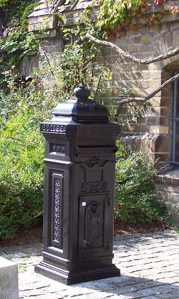 444 Best Mailboxes Images On Pinterest Letter Boxes