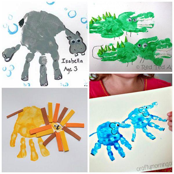 Manualidades infantiles para aprender sobre animales Manualidades infantiles para aprender sobre animales, ideas para que los peques conozcan mejor el mundo animal, ¡usando la creatividad!