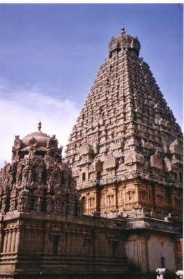 300 BC: the Chola dynasty rules over southern India with capital in Thanjavur