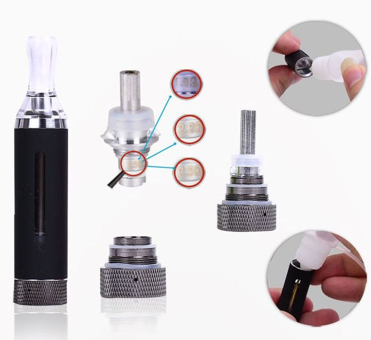 Kanger EVOD MT3 BBC Clearomizer   This atomizer is specially designed for electronic cigarette. It is very convenient to use and will be a nice replacement. It will be a good partner for your electronic cigarette to be nice and convenient.
