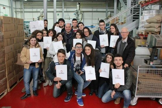 Studenti Istituto Commerciale