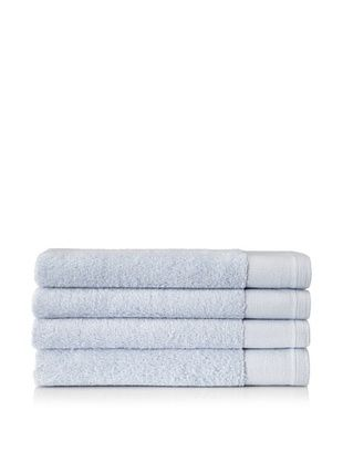 58% OFF Schlossberg Set of 4 Interio Hand Towels, Sky