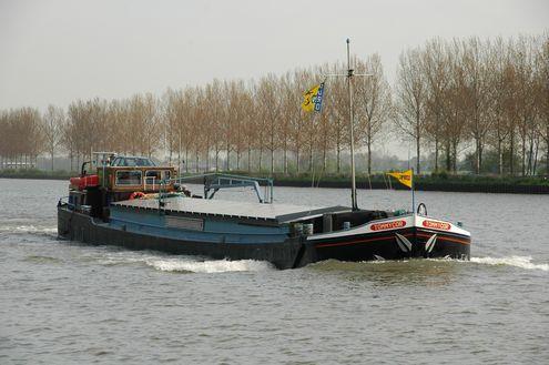de binnenvaart in Nederland