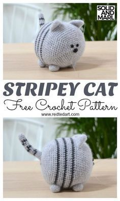 Free Cat Crochet Pattern