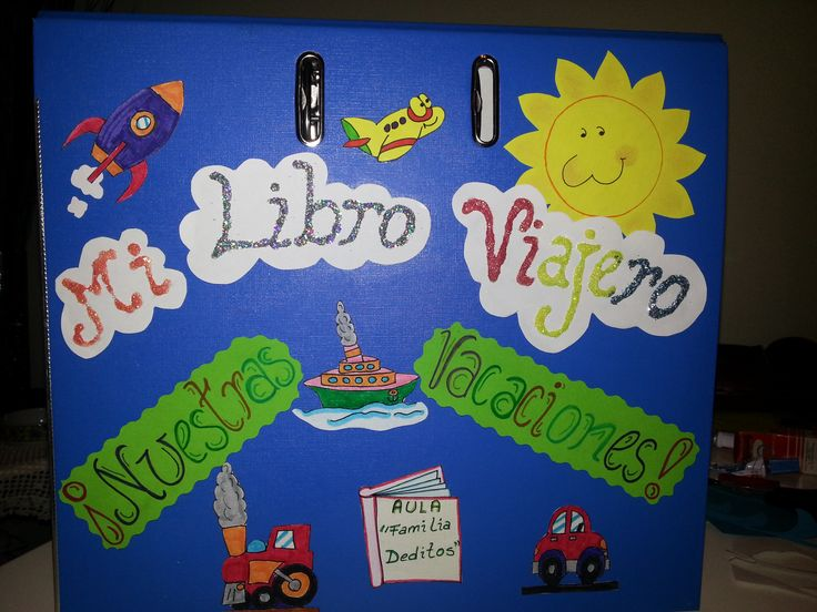 Mejores 12 im genes de libro viajero ideas en pinterest - Ideas libro viajero infantil ...