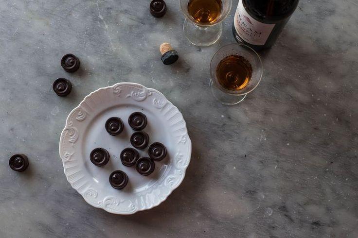 Pocket Coffee (Italian Coffee-Filled Chocolates) recipe on Food52