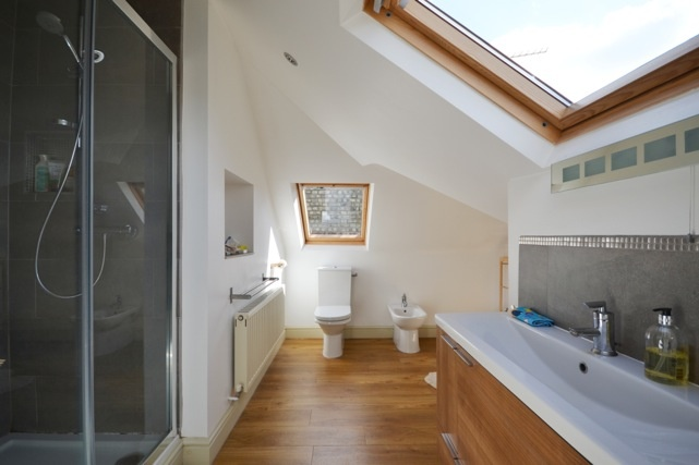 Great use of space with this clever loft conversion.