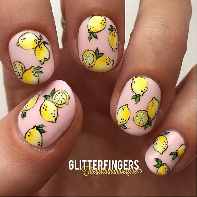 Instagram media glitterfingers #nail #nails #nailart