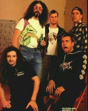 Old school Faith No More with Chuck Mosley.
