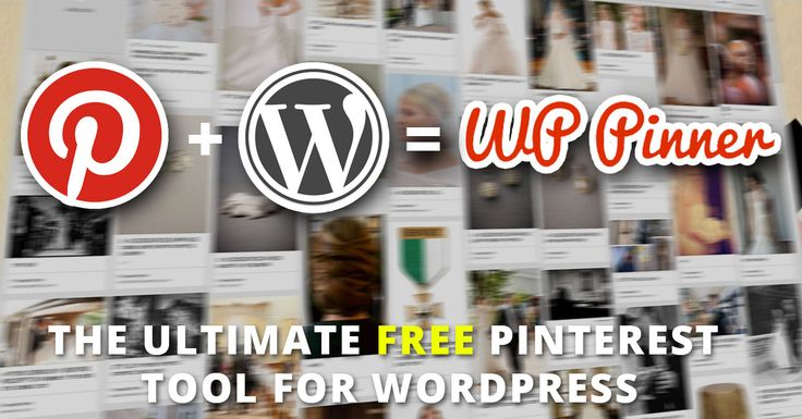 Manage and automate your Pinterest account from within your WordPress dashboard.