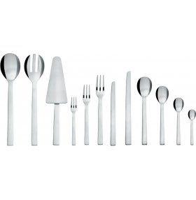 Santiago, cutlery/flatware set - Alessi cutlery/flatware set, designed by David Chipperfield