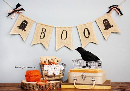 18 Awesome Vintage Halloween Crafts | Shelterness