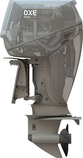 Oxe 200 hp diesel outboard engine january 2015 news for Best 8 hp outboard motor
