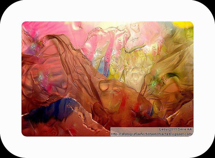 La Fotografía Efectista Abstracta. Fotos Abstractas. Abstract  Photos.: Foto Abstracta 3038 Mi memoria arrugada - My wrink...