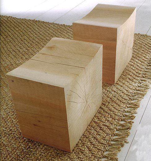 Wood Furniture from John Ross Design and Hudson Furniture