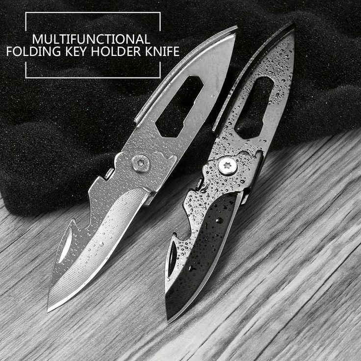 AT7586-1 Outdoor Multifunctional Key Knife Sales Online Array - Tomtop  fishing camping hiking