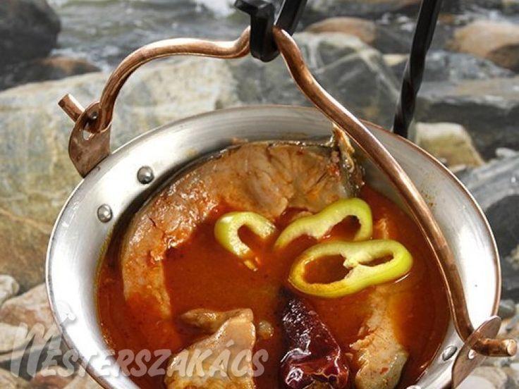 Tiszai halászlé recept