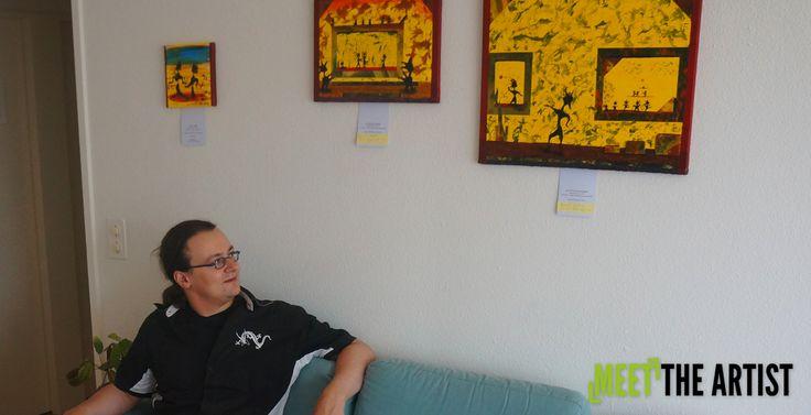 Meet The Artist - Manuel Süess http://coolarts.ch/blog/entry/meet-the-artist-manuel-sueess