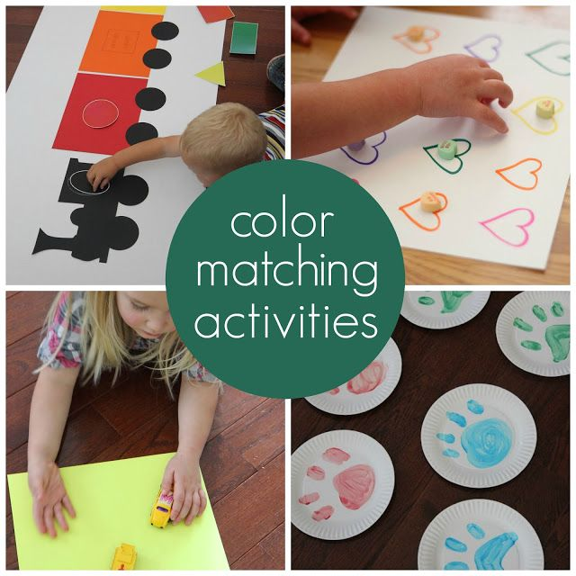 Toddler Approved!: Matching Activities for Kids