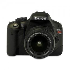 Canon EOS Rebel T21 18MP Digital SLR Camera + Lens, NOW $599.99!