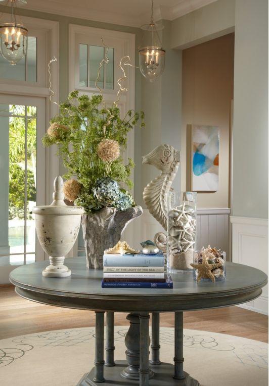 Beach House Foyer Table : Best entry foyer images on pinterest entrance hall