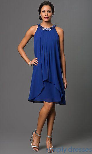 17 Best ideas about Blue Party Dress on Pinterest - Dark blue ...
