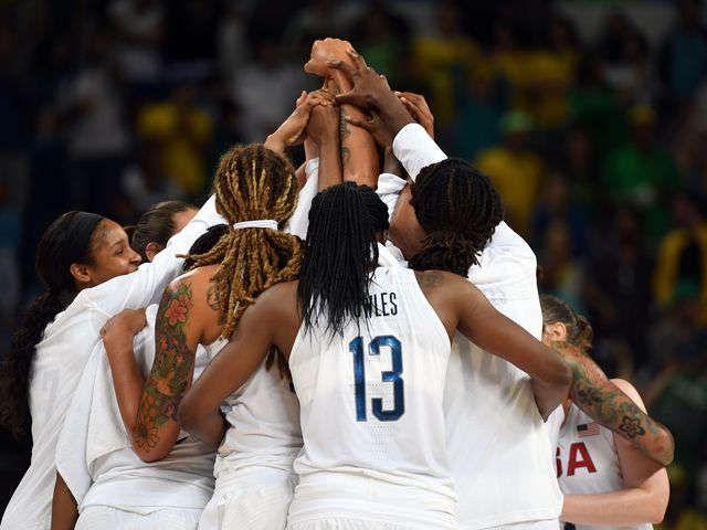 USA women win sixth consecutive Olympic basketball gold medal