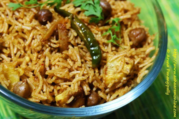 No Onion, No Garlic Chole Biryani   A Recipe Inspired by Nikita Jhanglani