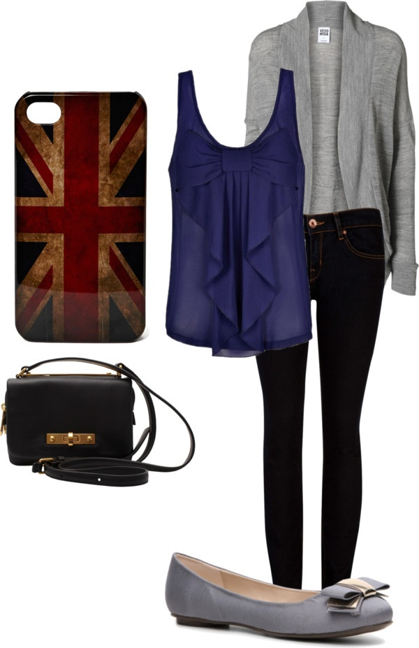 """Simple Outfit for school"" by aintnobodygottimeforthat-8987 ❤ liked on Polyvore"