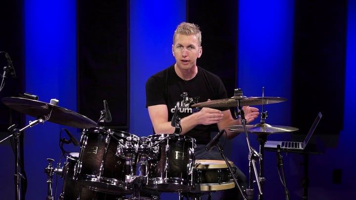 Learn how to play drums with free drum lessons online. This site features video drum lessons, articles, and printable sheet music!
