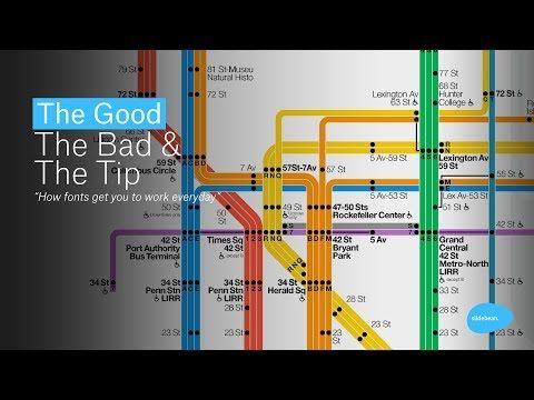 Alternative Nyc Subway Map.Font Alternatives To Calibri Tech Tips Subway Map Nyc Subway