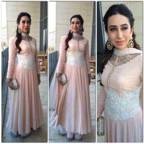 Karisma Kapoor in Manish Malhotra for replica visit www.zifaaf.com or mailto zifaafstudio@Gmail.com