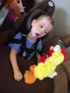 Gift ideas for children with CP/Special Needs.