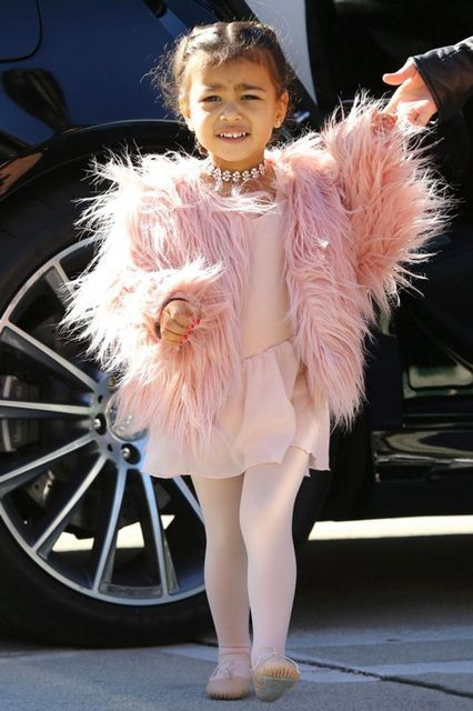 What it really takes to dress like North West
