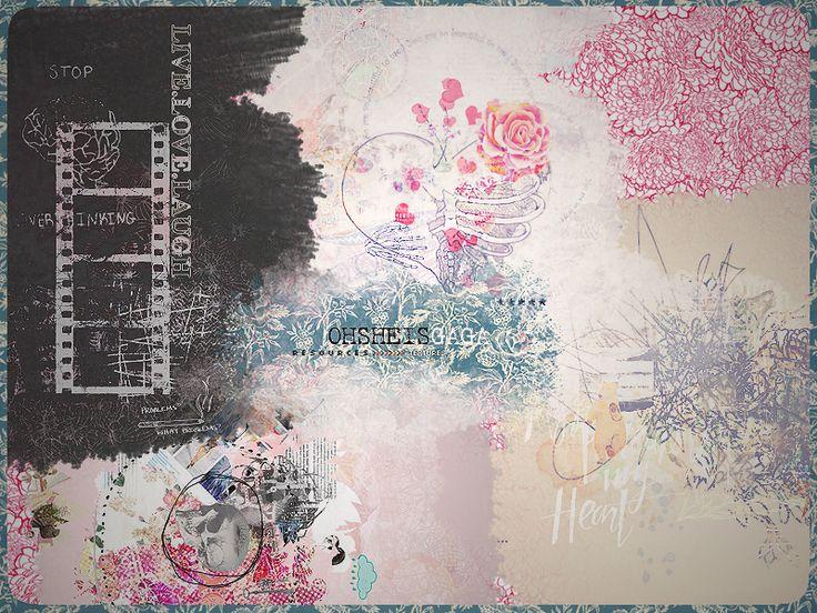 Texture Pack OO1. by OhsheisGaga.deviantart.com on @DeviantArt