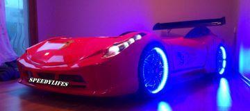 Ferra Turbo Max Arabalı Yatak Bazalı