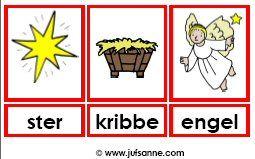 Juf Sanne Lesidee: woordkaarten