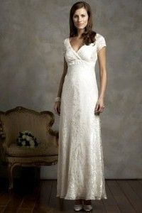 Casual ankle length wedding dresses Miami - The Wedding Specialists