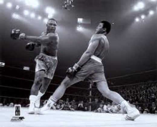 Ali and Frazier...Greatest Rivalry