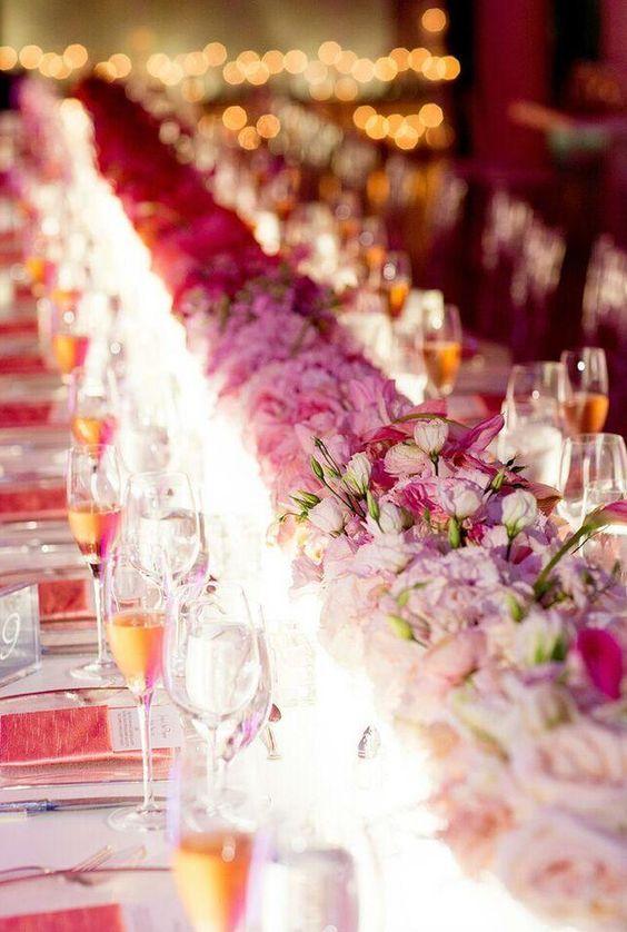 Wedding reception centerpiece idea; Featured Photographer: Olivia Leigh Photographie