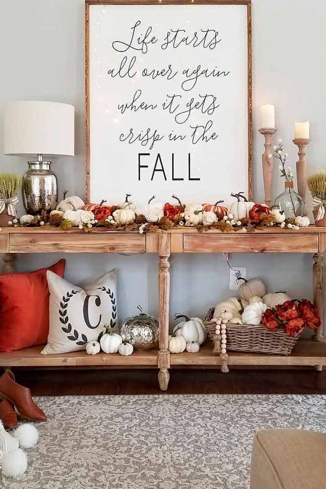 18 themed fall decorations ideas for your home and yard home decor rh pinterest com